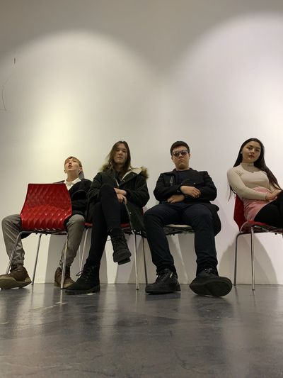 Sitting Group