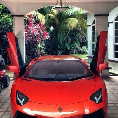 Lamborghini Aventador Lp700 sexy beast....