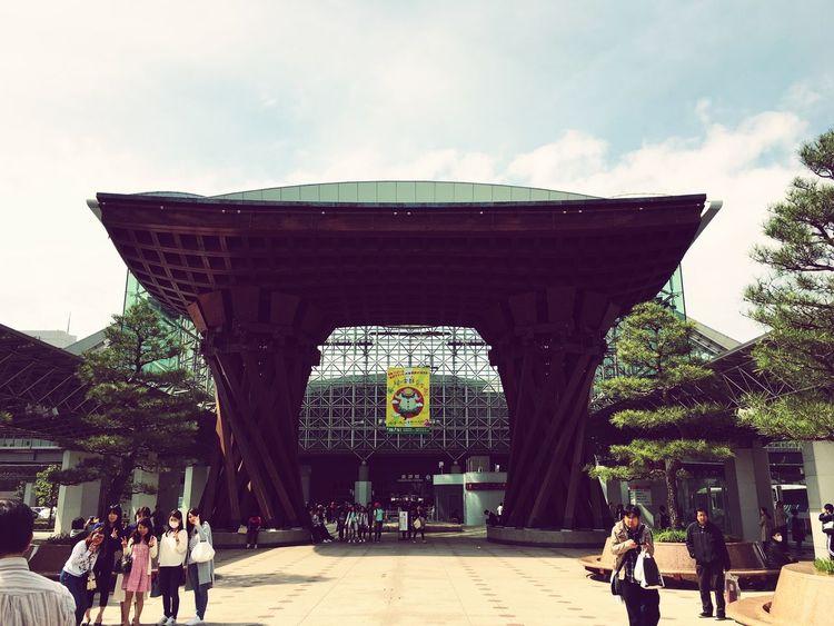 Kanazawa Kanazawastation