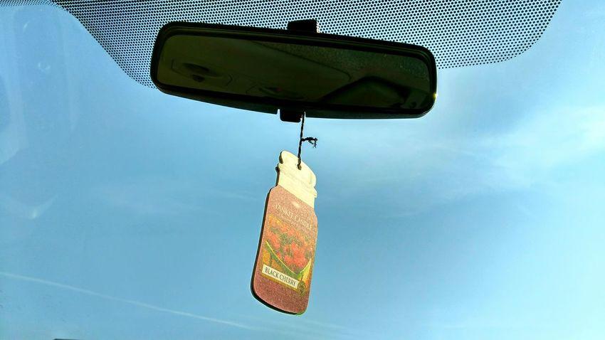 Yankee Candle Yankee Candle Air Freshener Car Window Lookingup Black Cherry Fragrance