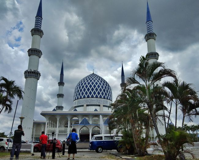 Mosque at Shah