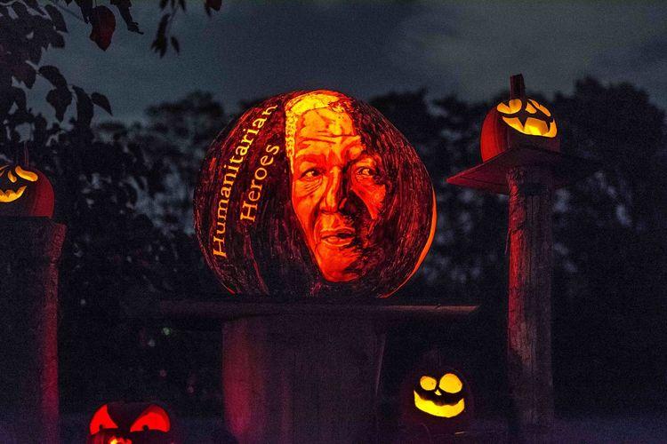 Halloween Halloween Halloween2016 Nelson Mandela Nelsonmandela  Roger Williams Park Zoo