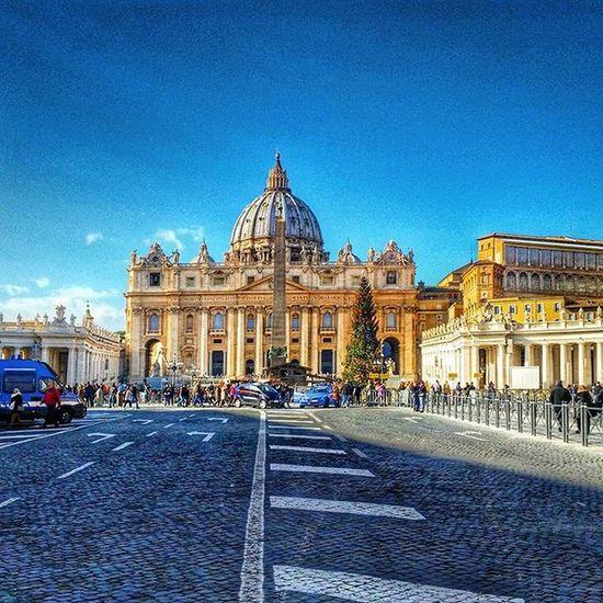 Rome, The Basilica, Vatican City. Rome Basilica Thebasilica Italy Italia Travel Italygram Vatican VaticanCity
