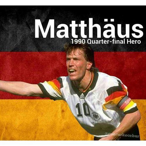 Cult hero Matthäus