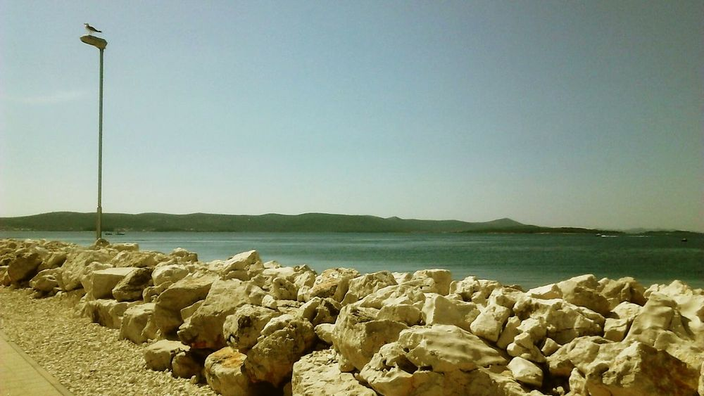 Croatia ♡ Hereweare Kornati Island Spettacolo #mare #sale #sole