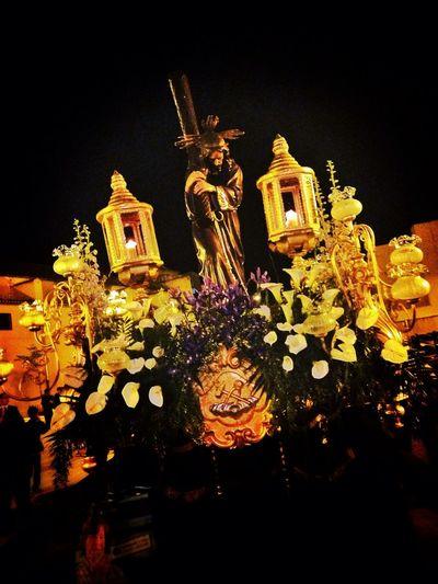 Tradition València Carcaixent Pasos Semana Santa
