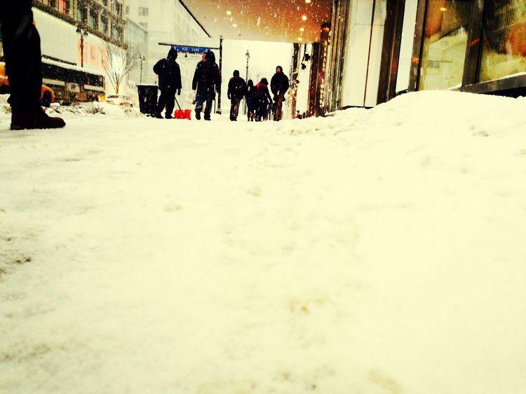 Snowpatrol Snow In The City White