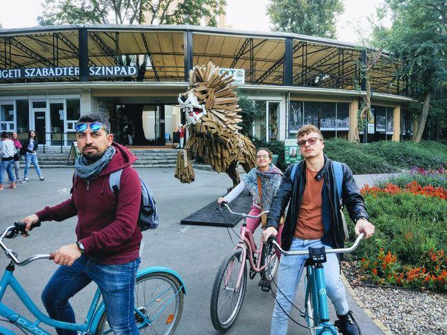 🚵🚵🚵 Budapest, Hungary Bike Vacation Isola Margherita