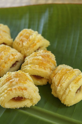 LOCAL ASIA COOKIES FOR EID MUBARAK CELEBRATION. Eid Mubarak Holiday Ramadan Mubarak Asian Food Close Up Close-up Food Food And Drink Freshness Indoors  Indulgence Kuih Raya Local Food No People No People, Popia Simpul Sarang Semut Studio Shoot Tart - Dessert Tat Nenas Top View