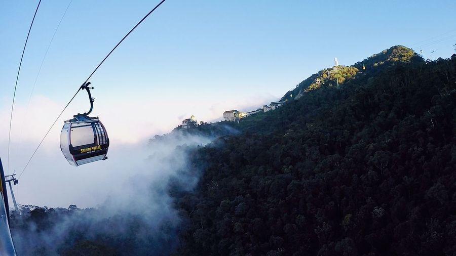 巴拿山纜車 Cable Car