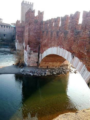 Castel Vecchio Verona Italy Travel Destinations Water Travel Architecture Outdoors History Built Structure Sky Day Building Exterior No People Nature Bridge - Man Made Structure Verona Castle Italy Italia Bridge Ponte Vecchio Nature Landscape Tranquility Travel Beauty In Nature Neighborhood Map Connection Arch River Waterfront