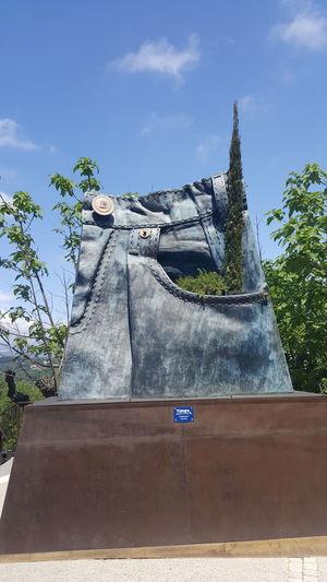 Grande poche Art Sculpture Monumental  Tomek Mougins