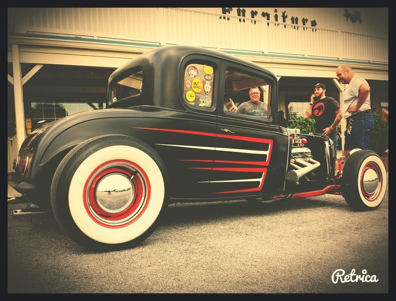 Taking Photos hotrods