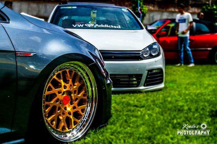 Rotiform Volkswagen Golf GTI Kendosphotography