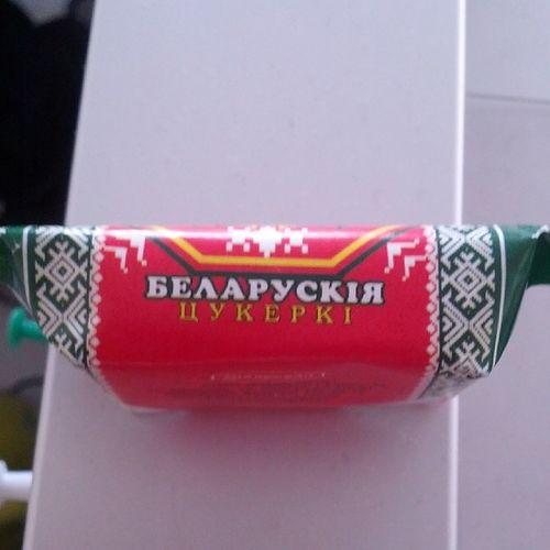 Белорусская конфета