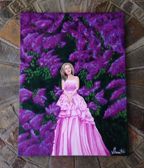 Painting Art Painting Art Art, Drawing, Creativity ArtWork Drawing ✏ Daughter Drawings My Daughters Painting My Daughter's Art