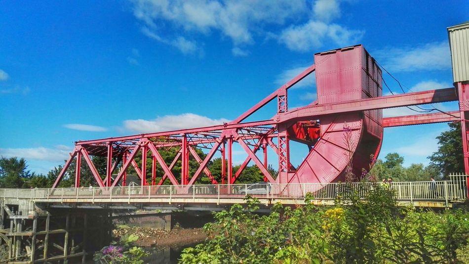 Doors Open Day Renfrewshire 2015 Bascule Bridge