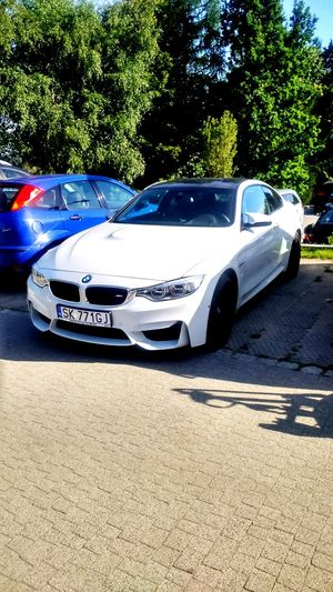 Bmw M4 Car Photography