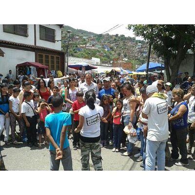 Llamado de Salvacion! Elevangeliocambia Equipo1 Caracas Caricuao LaRevolucionDeJesus