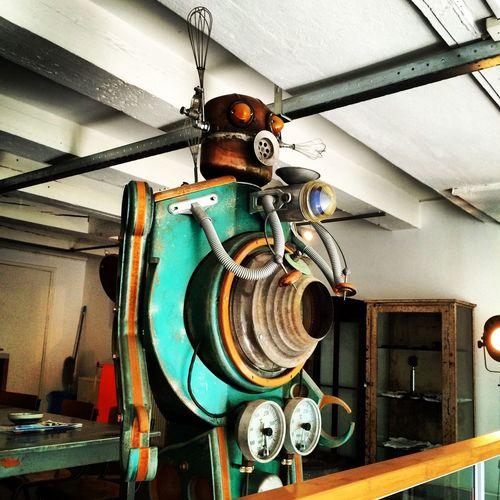 Robot Kitchen Equipment Kitchen Robot Robot Art Robots Robotics