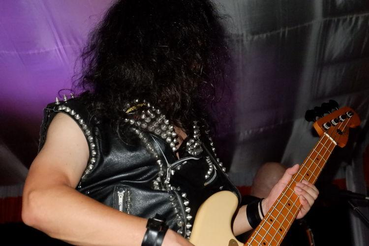 Rock Music Music Musician Playing Performance Bass Guitar Guitarist Electric Guitar Guitar Musical Instrument