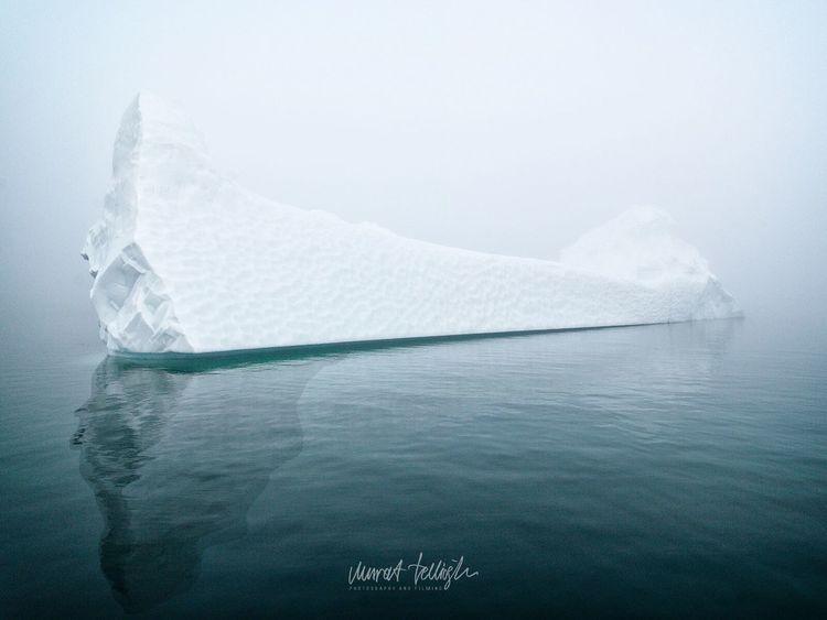 Iceberg Ice Frozen Iceberg Glaciers Melt Nature Cold Temperature Snow Greenland Arctic