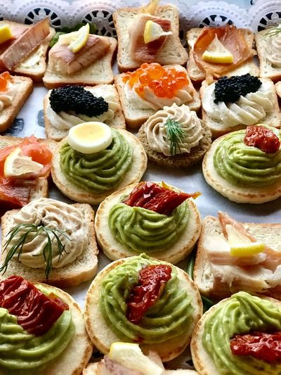 Party food Sandwiches Foodporn Bites Party Food Party Food And Drink Food Freshness Vegetable Healthy Eating No People Indoors  Ready-to-eat Backgrounds Close-up Day