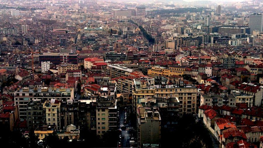 Aerial Shot Open Edit I Love My City@marseille