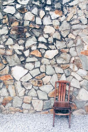 Untitled Day No People High Angle View Built Structure Architecture Nature Wood - Material Directly Above Building Exterior Wall - Building Feature Seat Rock Full Frame Stone - Object Outdoors Pattern Solid Footpath Metal Textured