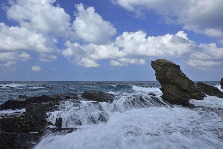 Coast rocky