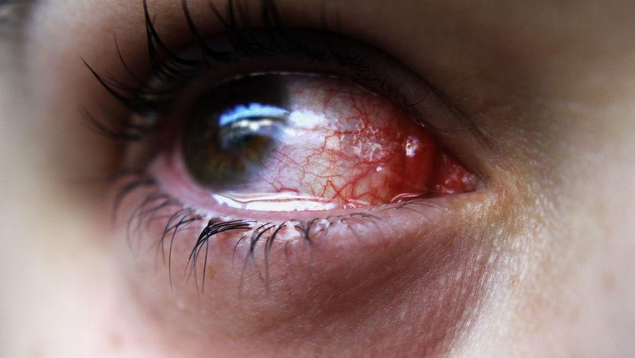 Close-up Creepy Eyeball Eyelash Eyesight Focus On Foreground Full Frame Human Eye Macro Nature Person
