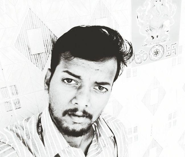 B&W Portrait That's Me