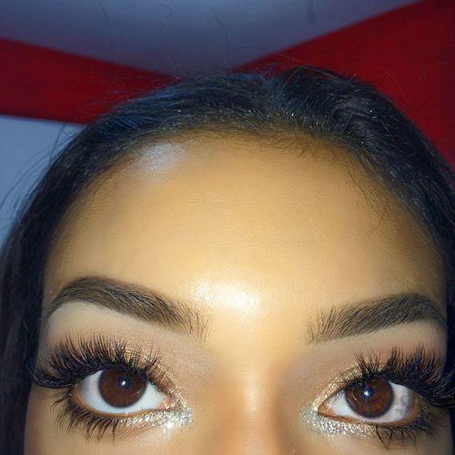 Lash Extensions First Eyeem Photo
