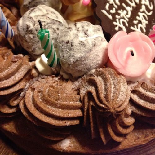 Happy BD! 7 years old♪ Happy B-day To Me Cakes