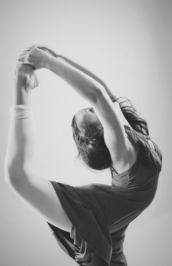 Ballett Ballet Dancer Flexible Strike A Pose! Flexibility Flexible . Blackandwhite Black & White Black And White Action Shot