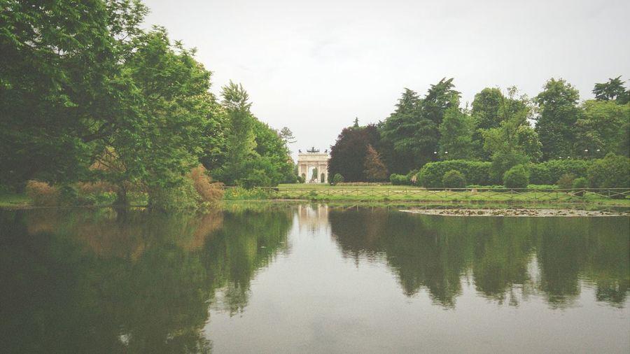 Sony Xperia Z OpenEdit Granamax Ph EyeEm Italy EyeEm Nature Lover Parco Sempione EyeEm Best ShotsArco Della Pace This Week On Eyeem
