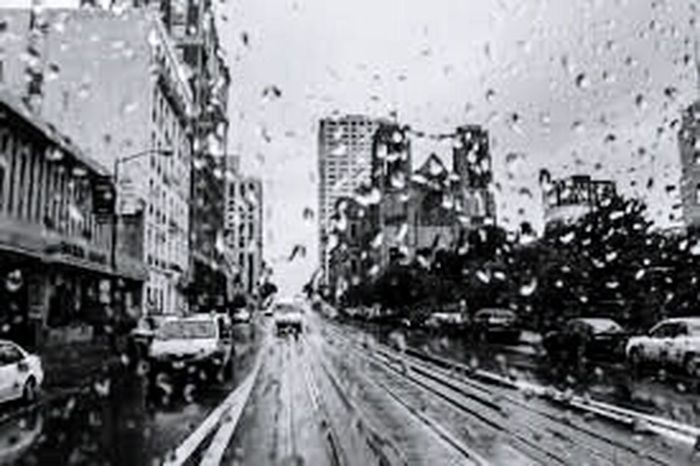 Rainy Days City Outdoors Welcome To Black