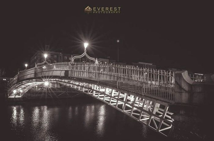 Night No People Architecture Bridges Architecture Landscape Landscape_Collection Landscape_photography River Long Exposure Night Photography Outdoors Ireland🍀 Dublin Ireland First Eyeem Photo