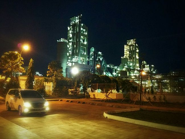 Sparkling Taking Photos Enjoying The View Tuban East Java Indonesia Micamera Workingplace Cementplant Light Working Sparkling Light Sparkling In The Night Sparkling!