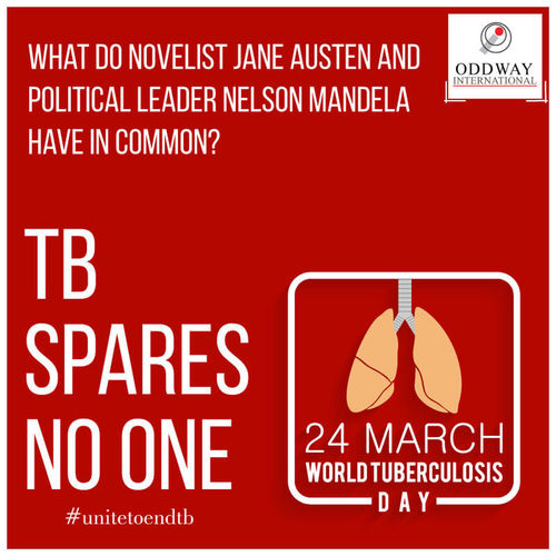 World Tuberculosis Day, falling on March 24th each year, is designed to build public awareness that tuberculosis today remains an epidemic in much of the world, causing the deaths of nearly one-and-a-half million people each year. ENDTB Healthcare Tuberculosis Day Awareness Health Healthcare And Medicine Tb Tuberculosis Screening