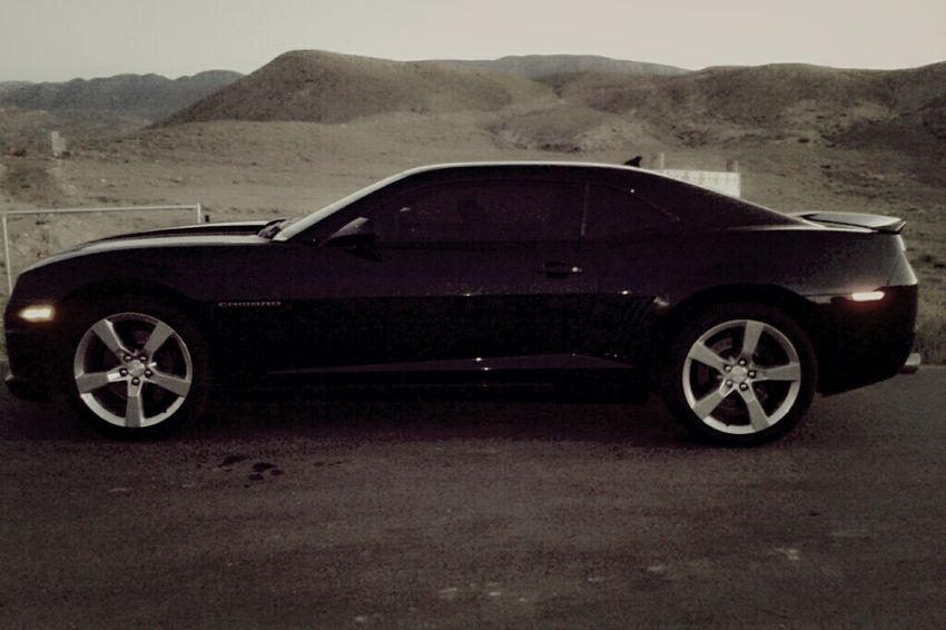 Taking Photos Chevrolet Camaro