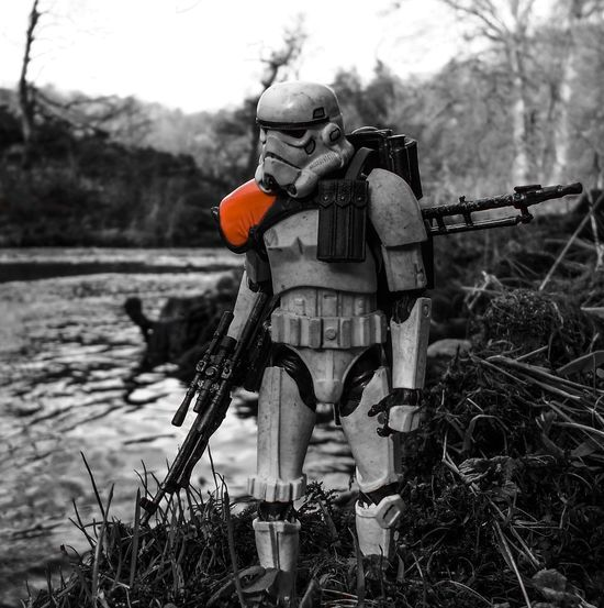 Toyphotography Toy Photography Starwars Starwarstoys Action Figures Star Wars The Force Awakens Star Wars The Black Series Scotland Rogue One Stormtrooper