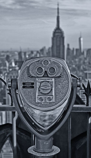 Viewfromtopoftherock Coin Operated Coin-operated Binoculars Cityscape City Hand-held Telescope Travel Destinations No People Architecture Outdoors Building Exterior Day Sky Close-up Newyork New York Newyorkcitylife Newyorkcityphotographer Newyorkphotography Newyorkcitythroughmyeyes Scenics Rockefellercenter Rockefeller Center, New York