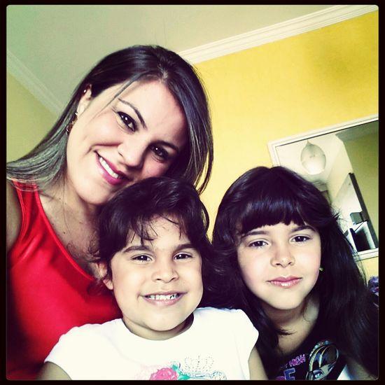 Minhas princesas...♥