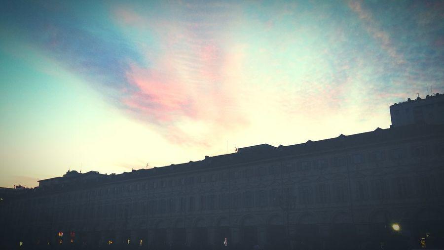 Cielo spettacolare di Torino!!! Torino, Italy Spettacolonaturale Architecture Sunset City History Sky Outdoors Enjoying Life Crazy Moments First Eyeem Photo Beautiful ♥ Torinocentro Torinodavedere Torinoquantoseibella EyeEmNewHere EyeEmNewHere