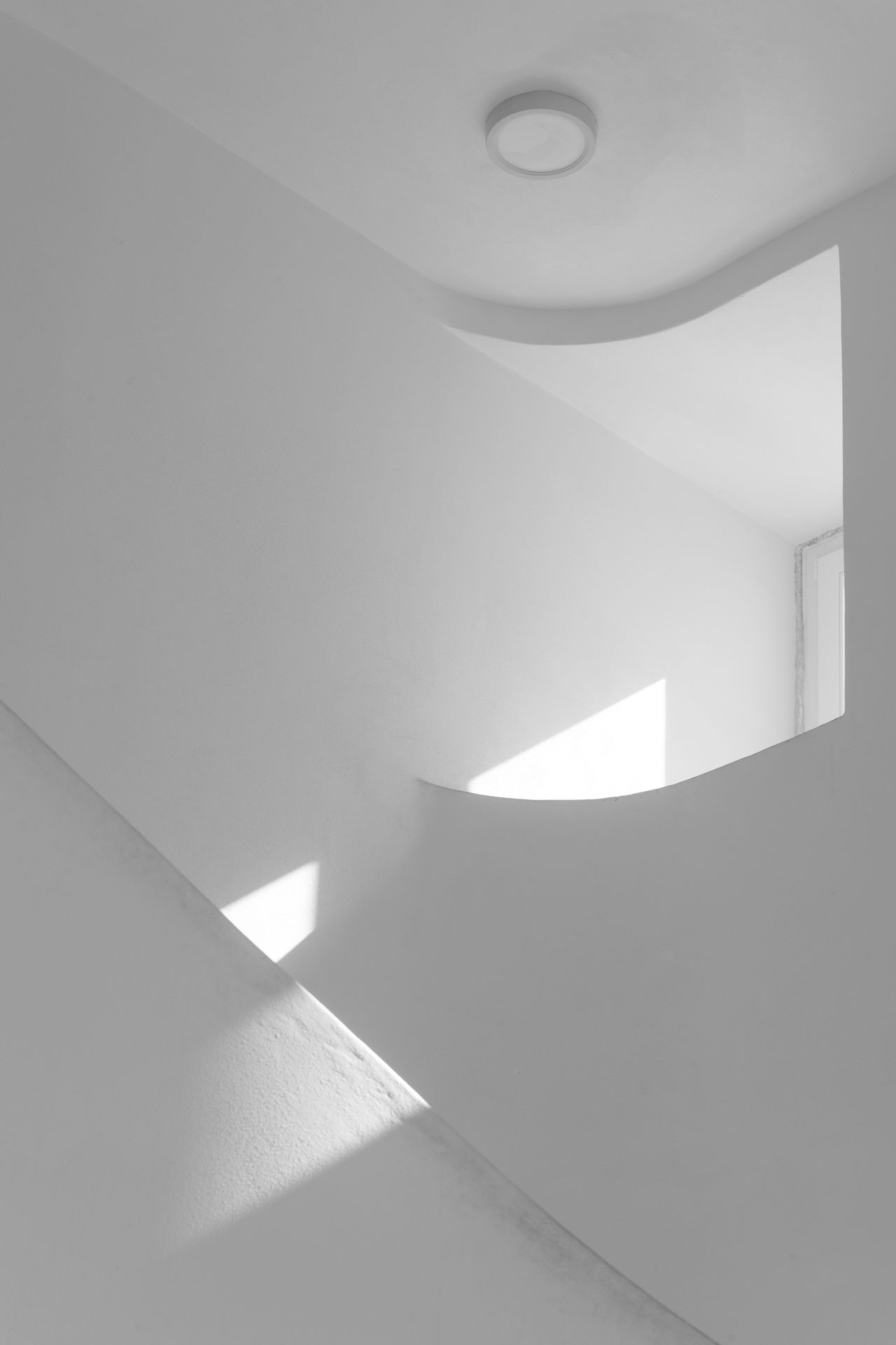 architecture, built structure, indoors, low angle view, no people
