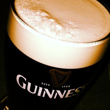 Lovely day for a Guinness! #slainte Slàinte