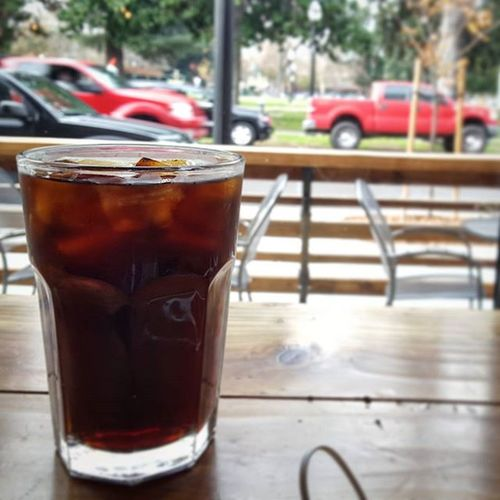 Cold brew @Sun&Soil Givemetheruns
