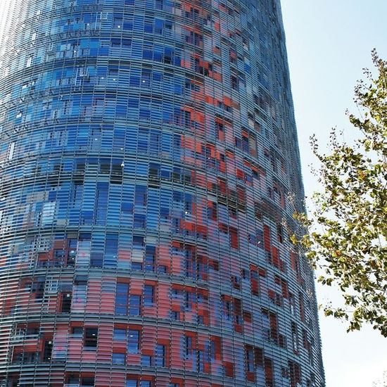 Multi-facet facade Architecture Buildingfacades Barcelona Archlovers