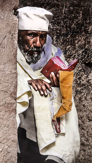 Silent Melody #faith #lalibela #lunatickstudios #portrait #prayer #streetphotography #traveling Friendship Lifestyles Real People